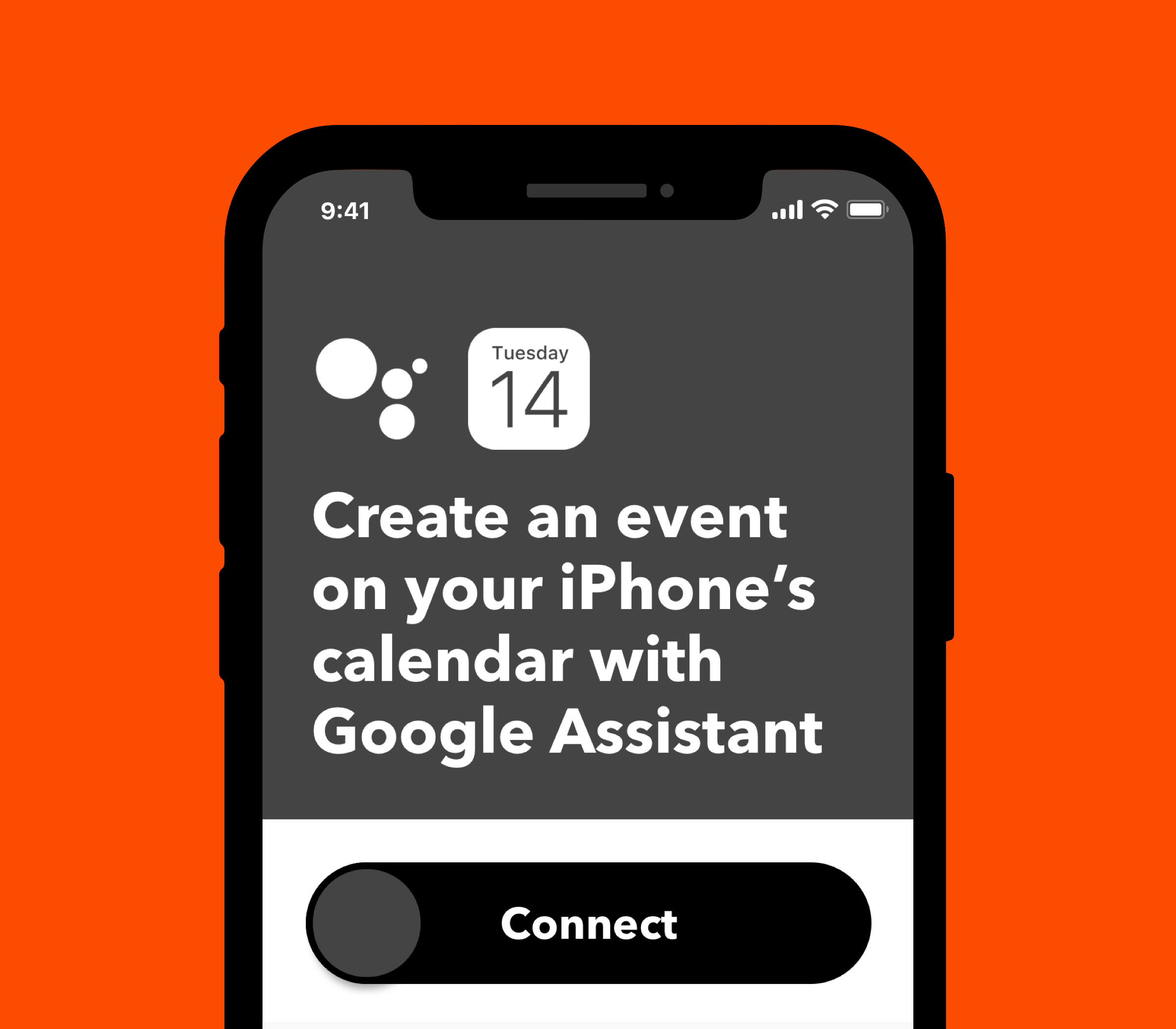 Connect Google Assistant to your iPhone