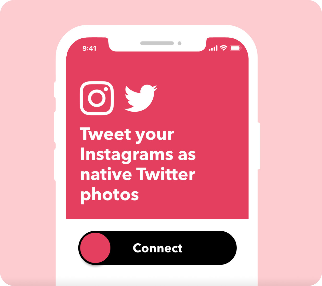 iPhone: Tweet your Instagrams as native Twitter photos